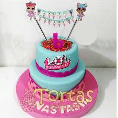 Torta de LoL | LOL cake supreme BFF  - Whatsapp: 980-660044