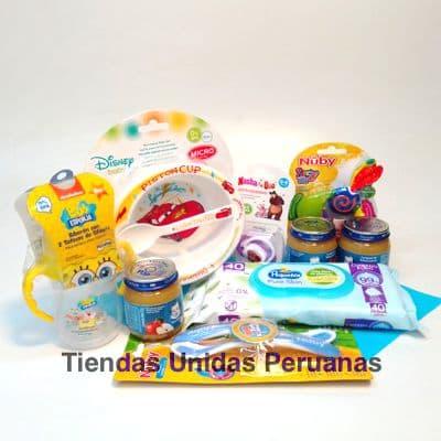 Arreglos para Baby | Canasta para recien nacido - Cod:MCB01