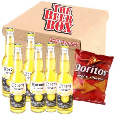 Cerveza Corona para Regalo - Cod:MCE13