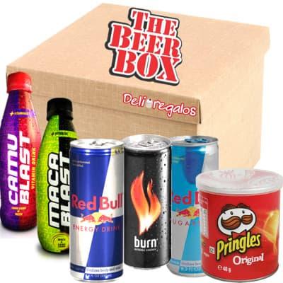 Bebidas Energnizantes en pack de regalo - Cod:MCE16