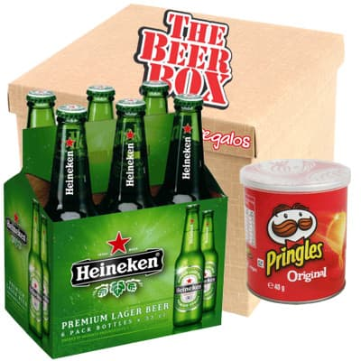 lafrutita.com - Cerveza Heineken para regalo - Codigo:MCE17 - Detalles: Elegante caja de regalo incluyendo: 6 cervezas heineken , cada una es de 330ml, incluye prDe Vainilla 40g. El presente incluye tarjeta de dedicatoria  - - Para mayores informes llamenos al Telf: 225-5120 o 476-0753.