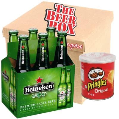 Cerveza Heineken para regalo - Cod:MCE17