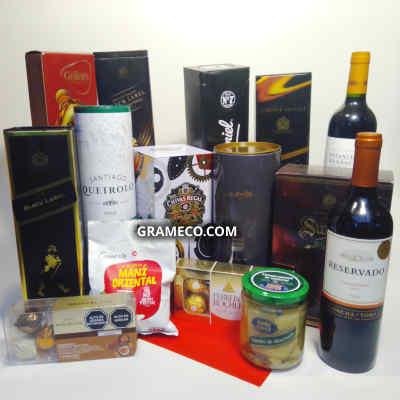 Packs de Licores para Regalar con Envío a Domicilio | Licores 24 horas - Cod:MCE18