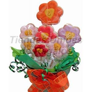 Flores de chocolates | Chocolate Delivery - Cod:MCF06