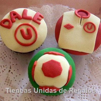 Cupcakes Universitario - Cod:MCM03