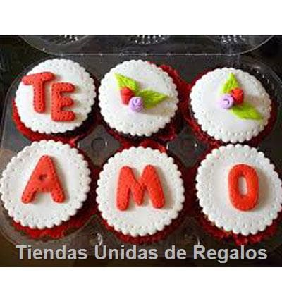Cupcakes de Amor Ddelivery - Whatsapp: 980-660044