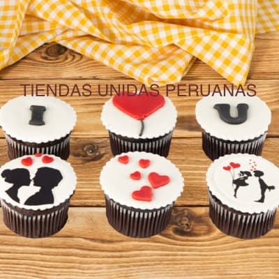 Cupcakes I love U - Whatsapp: 980-660044