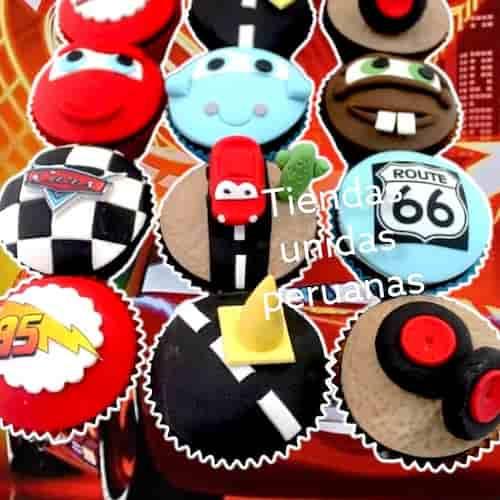 Cupcakes Feliz dia - Cod:MCM13