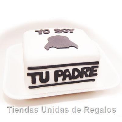 Torta Soy Tu padre | Regalos Peru - Cod:MCM16
