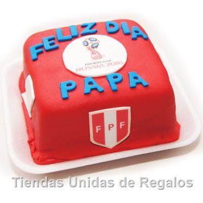 Torta Mundial | Regalos Peru | Regalos Delivery - Cod:MCM17
