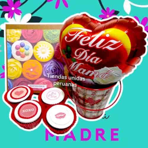 Regalos Delivery | Cupcakes Papa | Regalos Peru - Cod:MCM18