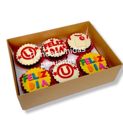 Cupcakes de la U | Regalos Cumpleaños delivery - Cod:MCM19