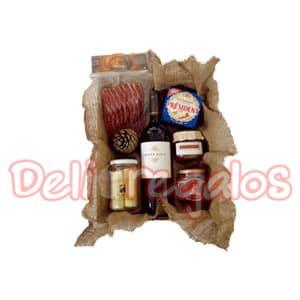Canasta de Vinos para regalar | La Canasteria | Canasta Regalo con Vinos - Whatsapp: 980-660044
