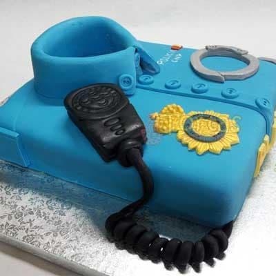 Torta Policia - Cod:MIL05