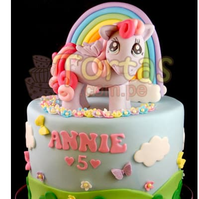 Torta Little Pony 02 - Cod:MLP02