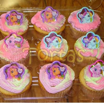 Cupcakes Little Pony - Cod:MLP05