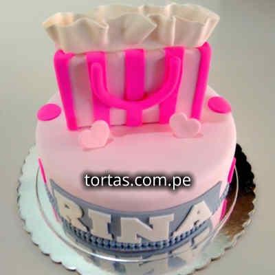 Torta de Cartera | Torta en forma de cartera | Tortas - Cod:MMK05