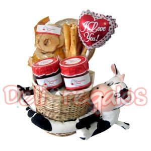 Canasta de regalo para Mujer  - Cod:MNE01