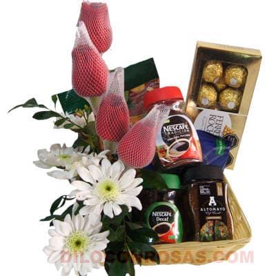 Canasta de regalo para Novia - Cod:MNE03