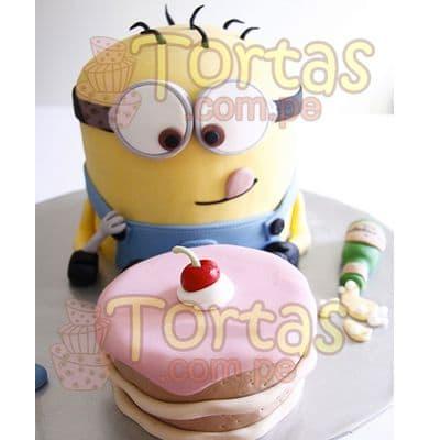 Torta  Villano Favorito 09 - Whatsapp: 980-660044