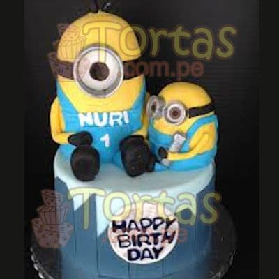 Torta Villano Favorito 10 - Whatsapp: 980-660044