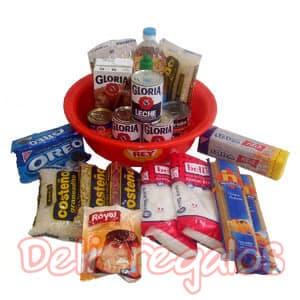 Canasta Basica alimentos - Cod:CNT13