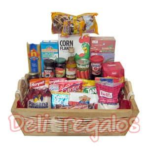 Canasta de Viveres | Regalos Empresariales Peru | Regalos Peru Delivery - Cod:CNT20