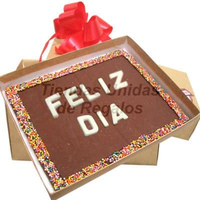 Regalar Chocolate con Mensaje| Chocolate Delivery | Regalos con Chocolates - Cod:MVT07