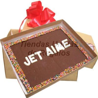 Chocomensaje Personalizado | Chocomensajes | Mensajes en Chocolate - Cod:MVT12