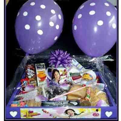 Desayuno Soy Luna para Chicas - Whatsapp: 980-660044
