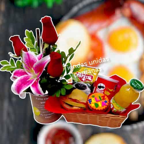 Desayuno Monster High Infantiles - Cod:NAS11