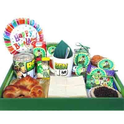 Desayunos especiales para niños | Desayunos a Domicilio Personalizados - Cod:NOS02