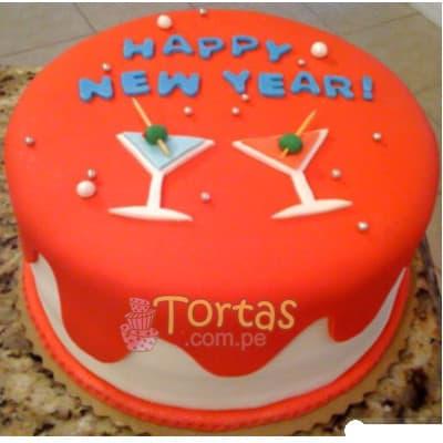 Desayunosperu.com - Torta Nueva 05 - Codigo:NYR05 - Detalles: Delicioso keke De Vainilla ba�ado con manjar blanco y forrado con masa elastica.  Incluye decoracion segun imagen Tama�o:15cm de diametro - - Para mayores informes llamenos al Telf: 225-5120 o 476-0753.