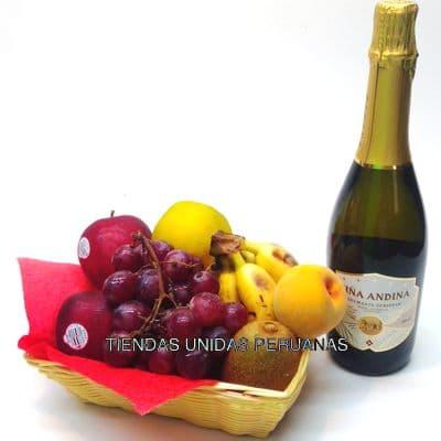 Frutas para Graduacion - Cod:OFX16