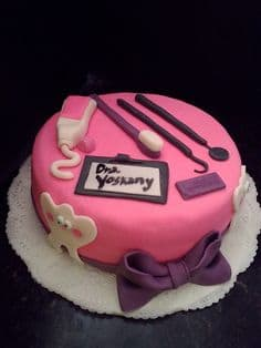 Torta Odontologo | Tortas para dentistas - Cod:OLG02
