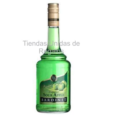 i-quiero.com - Apple Sour Bardinet - Codigo:OTR04 - Detalles: Apple Sour Bardinet botella de 750ml 15% de alcohol.