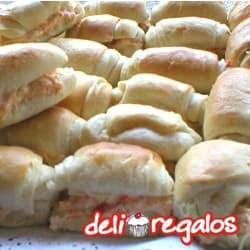 Bocaditos para oficina Sandwichs de Pollo y Gaseosa - Cod:PIC03