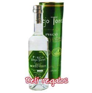 Pisco Viejo Tonel - Cod:PIS01