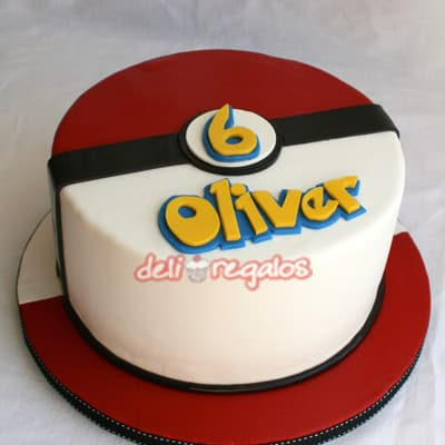 Torta Pokemon - Whatsapp: 980-660044