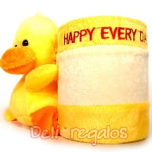 Peluche Patito | Peluches Delivery | Peluches delivery Lima - Cod:PLH05