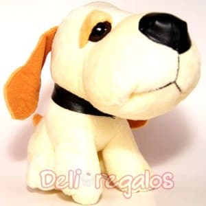 Perrito Cabezon | Peluches delivery lima - Cod:PLH06
