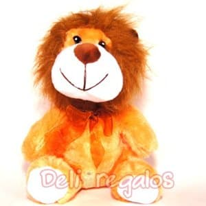 Peluche de Tigre - Cod:PLH09