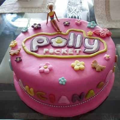 Torta Polly pocket 01 | Polly Pocket Torta De Cumpleaños - Whatsapp: 980-660044