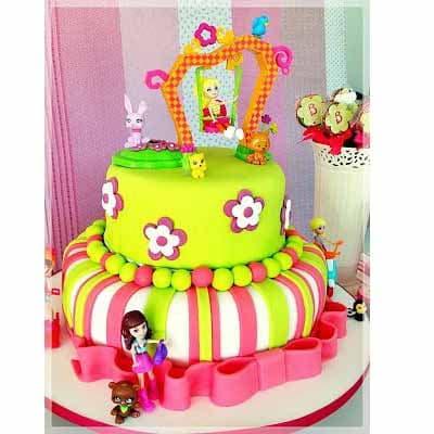 Torta Polly pocket 06 | Polly Pocket Torta De Cumpleaños - Whatsapp: 980-660044