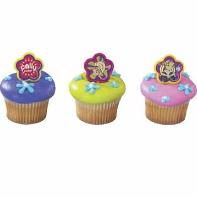 Cupcakes Polly pocket 07 - Cod:PLL07
