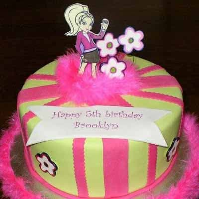 Torta Polly pocket 09 | Polly Pocket Torta De Cumpleaños - Cod:PLL09