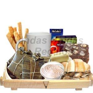 Desayuno Criollo Peruano | Desayunos Delivery | Desayuno Criollo - Cod:PPP03
