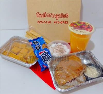 Desayunos Criollos Delivery | Desayunos Peruanos - Cod:PPP04