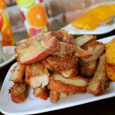 Chicharron Personal. - Cod: PPP08 - Whatsapp 980-660044.