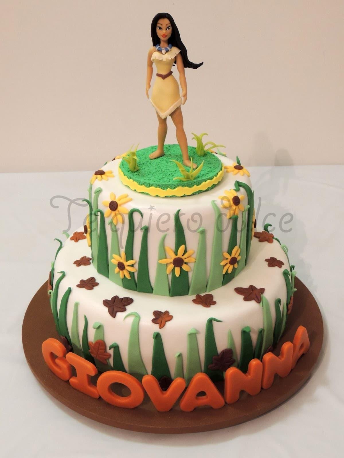 Torta Princesa | Imágenes de Torta de Princesas - Cod:PRC09